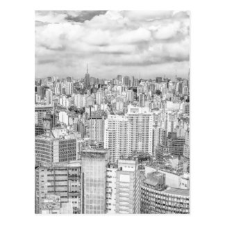 Sao Paulo, el Brasil Tarjetas Postales