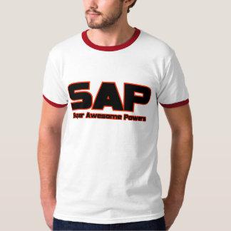SAP - poderes impresionantes estupendos Camisetas