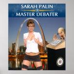 Sarah Palin - poster principal del Debater
