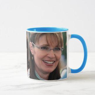 Sarah Palin - taza de las fotografías