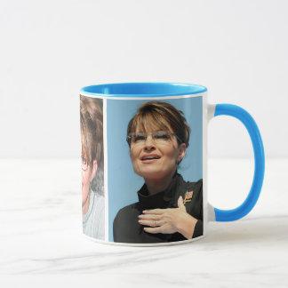 Sarah Palin - tazas de la foto