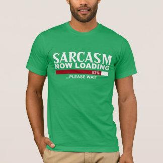 SARCASMO ahora QUE CARGA la camiseta GRÁFICA de la