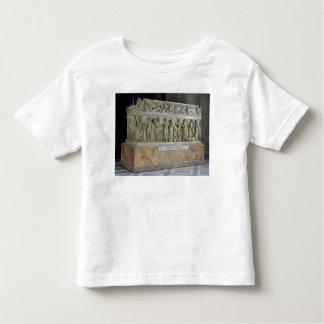 Sarcófago con el friso de las nueve musas camisas