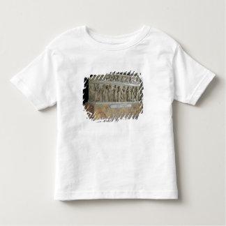 Sarcófago con el friso de las nueve musas camiseta de bebé