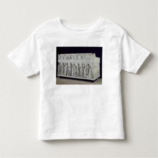Sarcófago con el friso de las nueve musas camiseta de niño