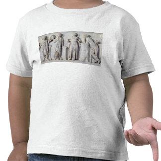 Sarcófago de las musas 2 camisetas