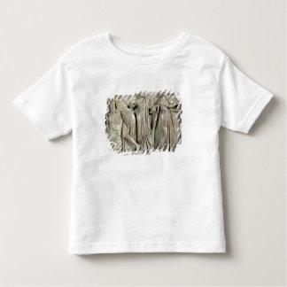 Sarcófago de las musas camisetas