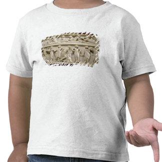Sarcófago de las musas romano mármol camisetas