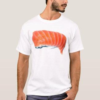 Sashimi de color salmón camiseta