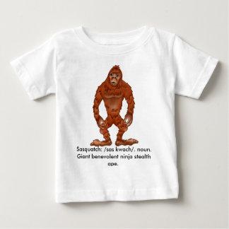 Sasquatch, Bigfoot Camisetas