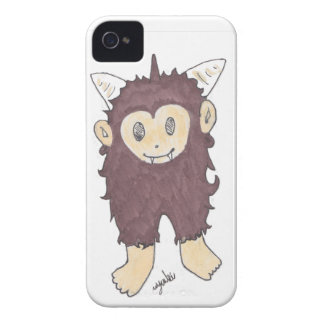 sasquatch funda para iPhone 4 de Case-Mate