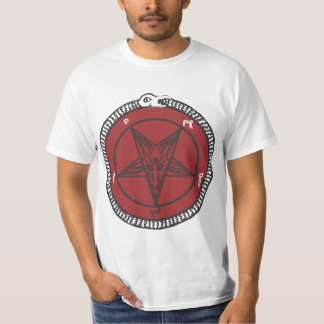 Satánico, Camiseta