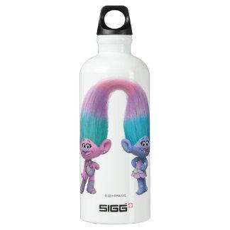 Satén y felpilla de los duendes el | botella de agua