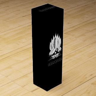 SAVAOB Wine Gift Box Caja Para Vino