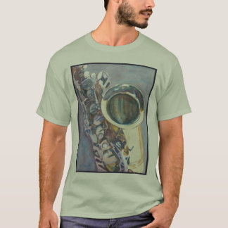 Saxofón Camiseta