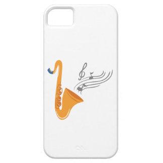 Saxofón del saxofón de Saxophon Funda Para iPhone SE/5/5s