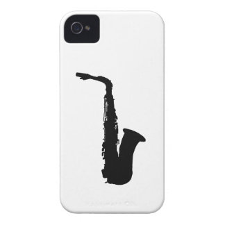 Saxofón Funda Para iPhone 4 De Case-Mate