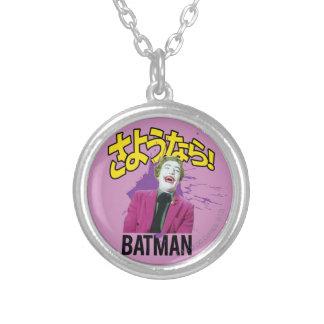 Sayonara Batman Colgante Redondo