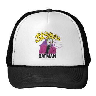 Sayonara Batman Gorros Bordados