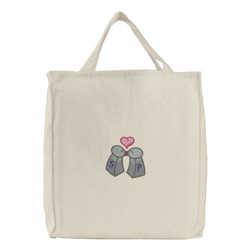 Sazonado con amor bolsas