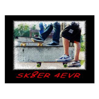 SBA103.SK8ER 4EVR. POSTAL