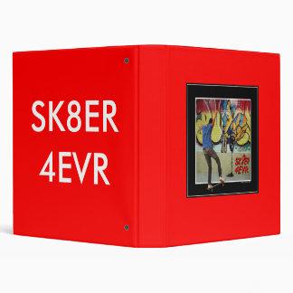 SBA106P.SK8ER 4EVR., SK8ER4EVR CARPETA 2,5 CM