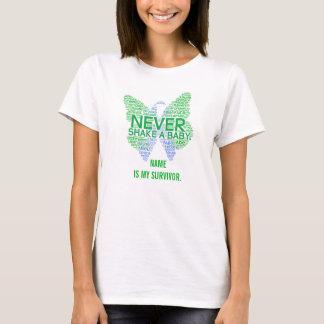 SBS embroma la camiseta para mujer