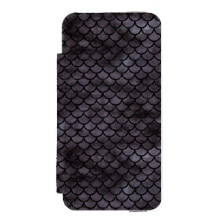 SCA1 BK-MRBL BK-WCLR (R) FUNDA CARTERA PARA iPhone 5 WATSON