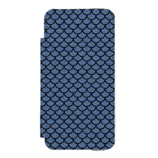 SCA1 BK-MRBL BL-DENM (R) FUNDA CARTERA PARA iPhone 5 WATSON