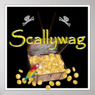 Scallywag Poster