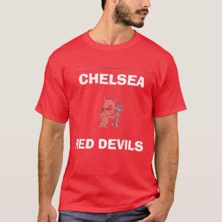 scan0001, CHELSEA, DIABLOS ROJOS Camiseta