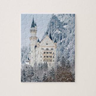 Schloss Neuschwanstein Puzzle