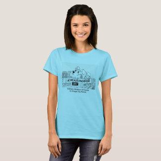 Schnautoberfest 2017 - La camiseta de las mujeres
