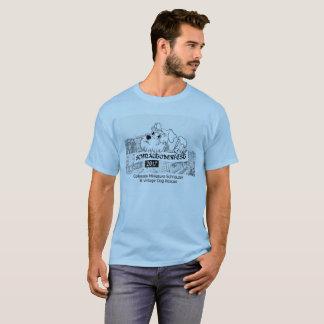 Schnautoberfest 2017 - La camiseta de los hombres