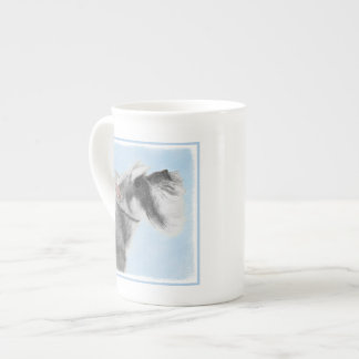 Schnauzer 3 taza de té