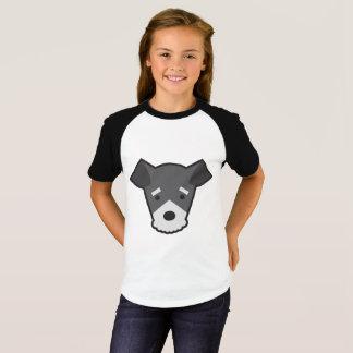 Schnauzer miniatura camiseta