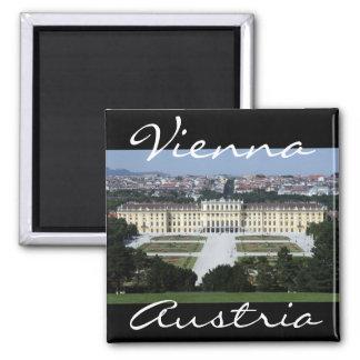 schönbrunn Viena Austria Imán De Frigorifico
