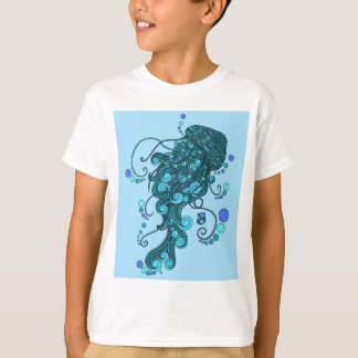 SCI - Medusas - incidente del queso de secuencia - Camiseta