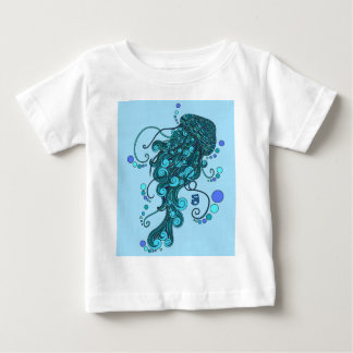 SCI - Medusas - incidente del queso de secuencia - Camiseta De Bebé