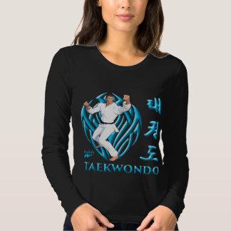 """Scolletta el """"Taekwondo"""" Longsleeve Camiseta"""