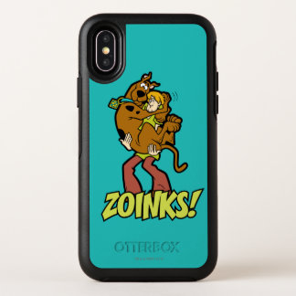 ¡Scooby-Doo y Zoinks lanudo!
