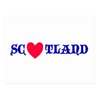 Scotland amor postal