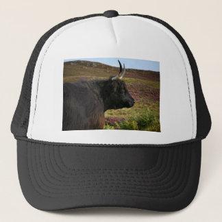 Scottish país de drogado Cow - Scotland Gorra De Camionero