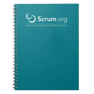 Scrum.org calificó el cuaderno
