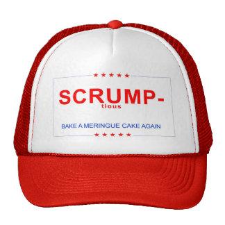 Scrumptious - cueza una torta otra vez Red Hat del Gorras De Camionero