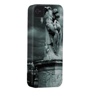 Scultopr del caso del iPhone de Spartacus iPhone 4 Cárcasa