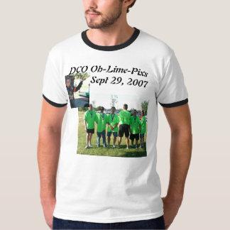 SE de la Oh-Cal-Pixs         de DCO… Camiseta