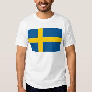 SE de Suecia Camisas