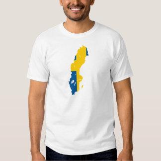 SE de Suecia Camisetas