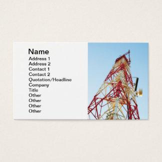 Se eleva tarjeta de visita